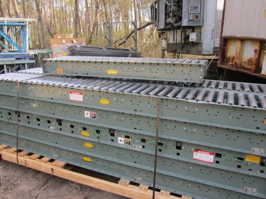 Hytrol Power Conveyor 18 OAW 2
