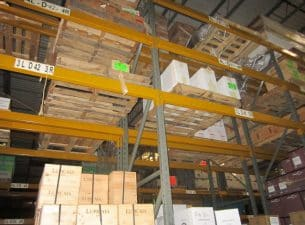 Republic Keystone Pallet Racking 2