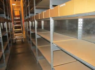 Lozier S-Series Shelving 2