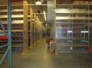 Lozier S-Series Shelving 4