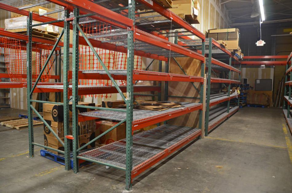 Used Pallet Racking amp Warehouse Equipment For Sale