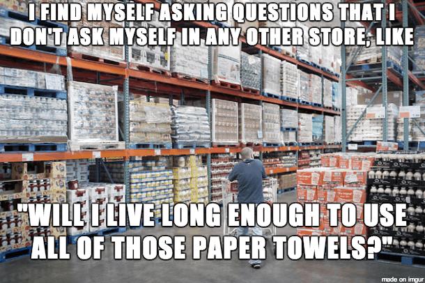 Warehouse Racking Meme