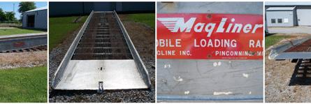 Magliner Mobile Loading Ramp
