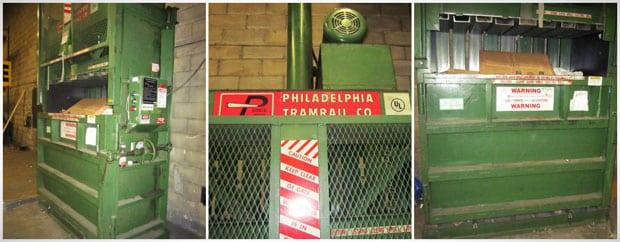 Philadelphia-Tramrail-3400HD-Vertical-Baler-Collage