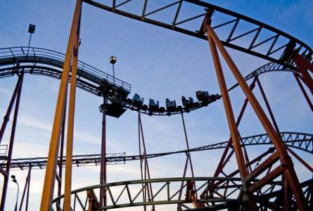 Fuel price roller coaster