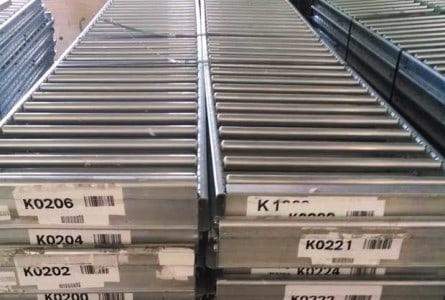 Span-Track Carton Flow