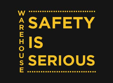 Material Handling There Is No Substitute For Safety