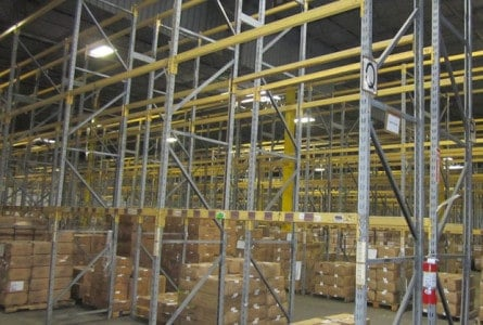Used Penco frames and beams for sale