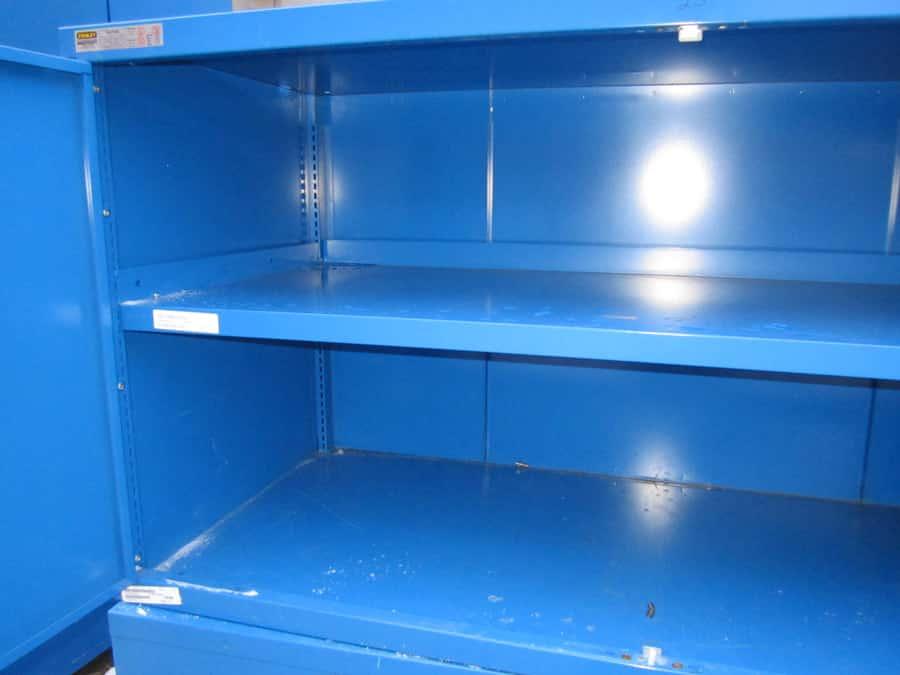Used Stanley Vidmar Shelf Cabinets