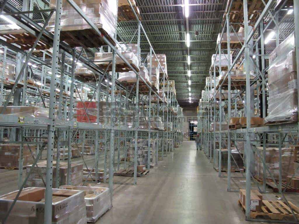 Artco Pallet Rack Liquidation – Kirkwood, NY