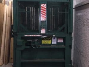 Used PTR Baler Model 3400