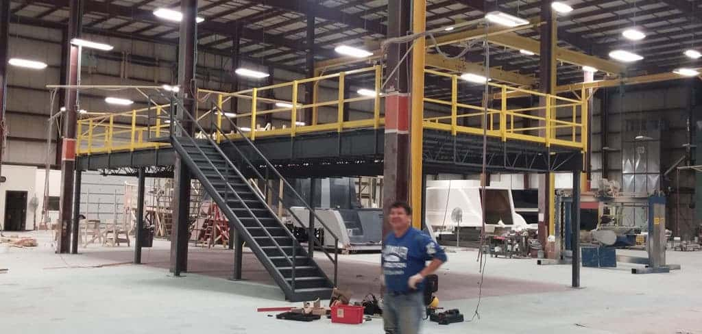 Used Mezzanine | Industrial Mezzanines for Sale [Increase Space]