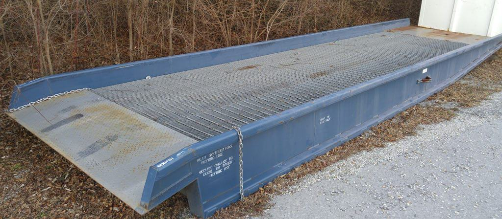 Bluff Manufacturing Yard Ramp