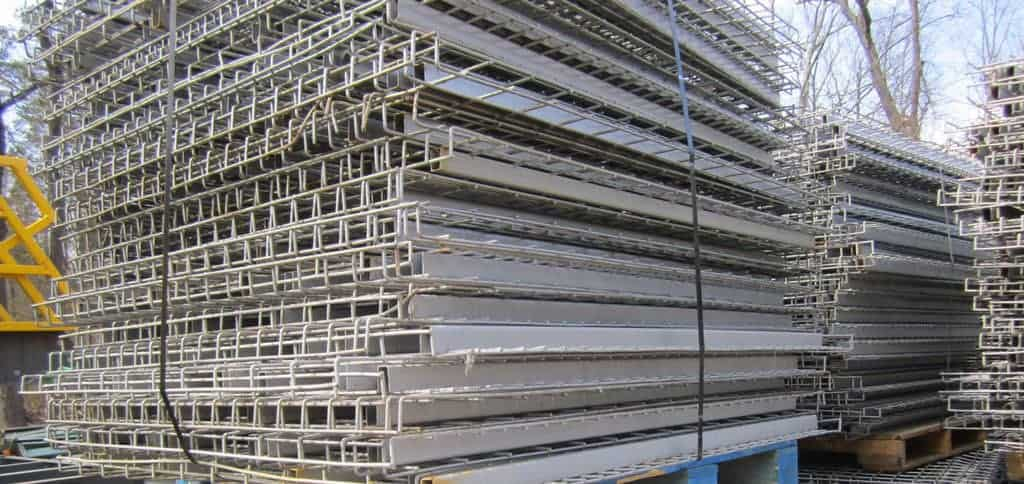 Used Wire Decking | Wire Mesh Decks for Sale