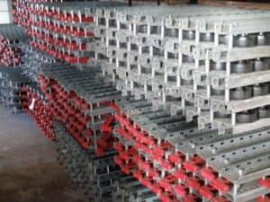 Used Pallet Flow Rack | Gravity Flow Rack for Sale