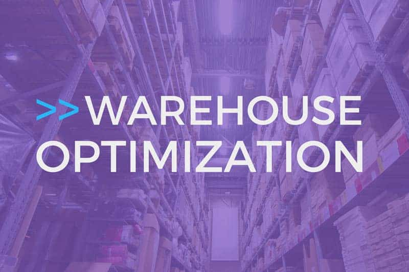 Warehouse Optimization With the Right Equipment & Design