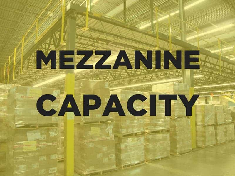 Answer Capacity Questions Before Building a Mezzanine