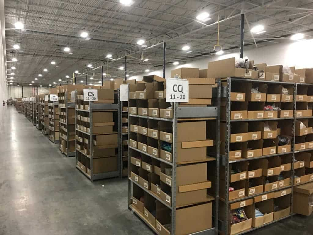 Used-Lozier-S-Series-Shelving-24D-x-48W-x-6H-Row-View
