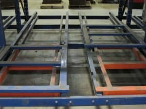 Used Pushback Rack