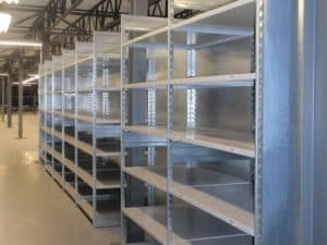 Used Shelving
