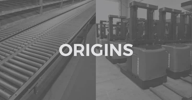 The Origins of Material Handling Equipment