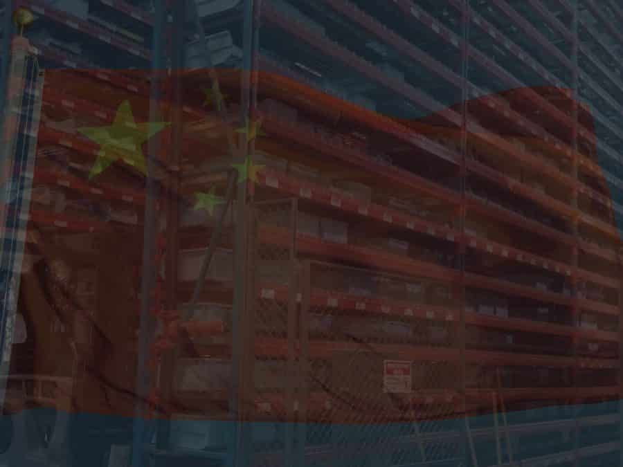 Considering Pallet Rack Manufactured in China?